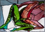stained glass pornography