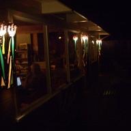 river lanterns