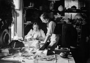 Tiffany Workshop